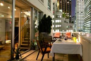 The Chambers, el hotel ideal para pasar otoño en Nueva York