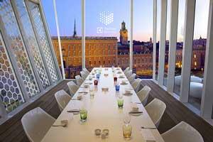 The Cube, el restaurante efímero de las estrellas Michelin, llega a Estocolmo