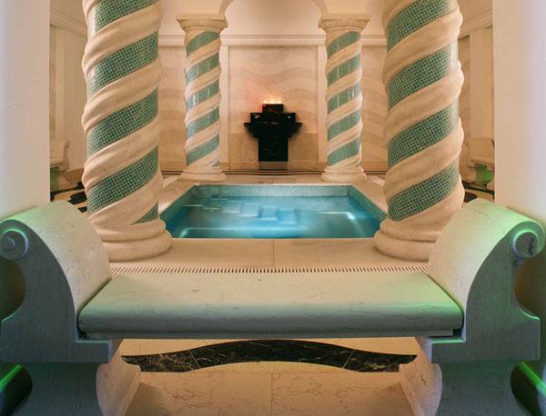 El Thermae Spa del Hotel Villa Padierna Marbella premiado como el mejor Spa de la Costa del Sol
