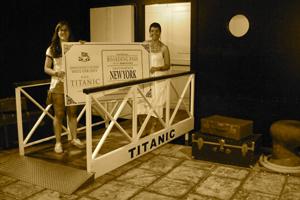 La exposición Titanic: The Exhibition acoge a su visitante 110.000