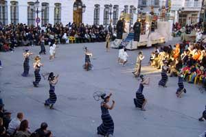 Carnaval 2011: Tomelloso va de fiesta