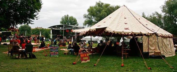 El Festival Rio Loco es una fiesta multicultural y familiar