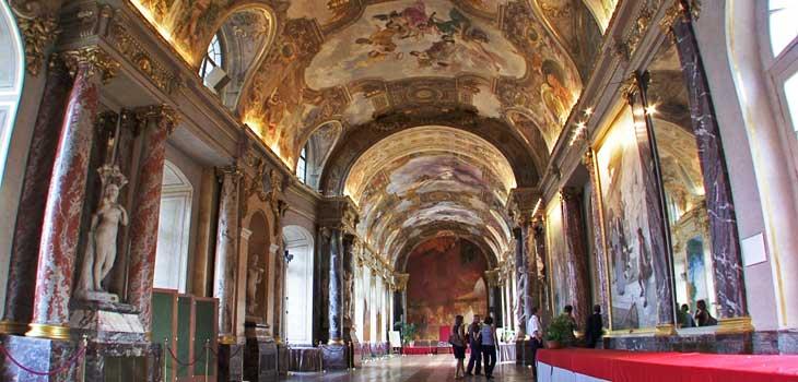 Sala de los Ilustres del Capitolio de Toulouse