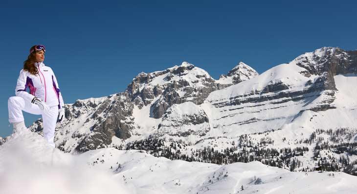 Esquí en el Trentino