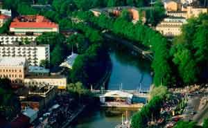 Turku, Capital Europea de la Cultura 2011, se prepara para el verano