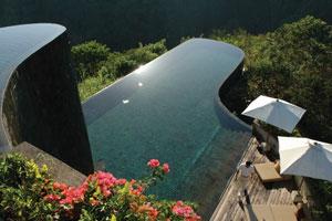 Ubud Hanging Gardens invita a seguir los pasos de Julia Roberts y Javier Bardem