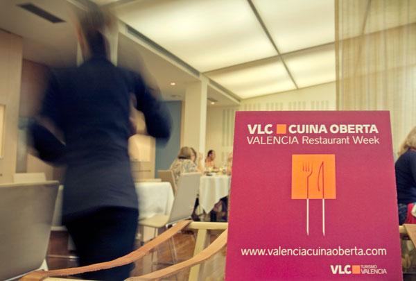 'Cuina Oberta' volverá a celebrase en Valencia en noviembre