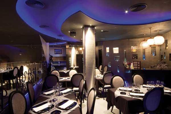 Valuart Restaurant & Cocktail, el club del momento en Barcelona