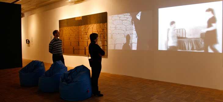 En el Museo Nacional hay espacios dedicados al arte contemporáneo