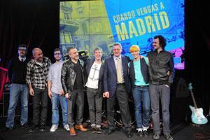 Foster, Arola y Amenábar dan la bienvenida a Madrid