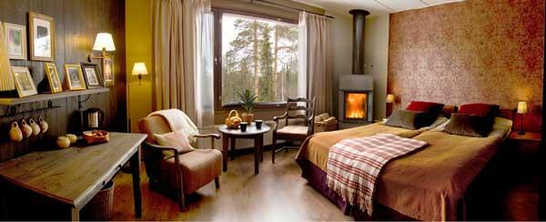 Turismo en Finlandia: una escapada al frío al Aurora Chalet, el único hotel dedicado a las auroras boreales