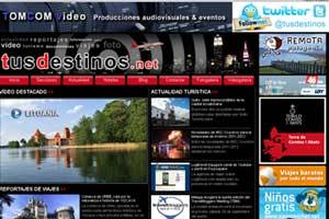 web www.tusdestinos.net