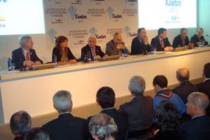 Balance Fitur 2011: Xantar, el Salón Gallego de Gastronomía y Turismo, presenta sus novedades