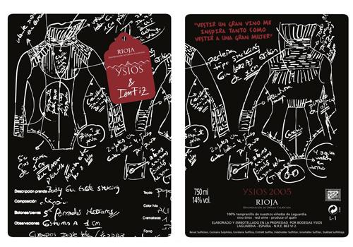 Ysios&Ion Fiz, colección 09/10