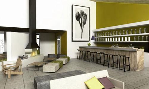 Eco-Hotel de Yves Rocher, una experiencia íntima con la naturaleza