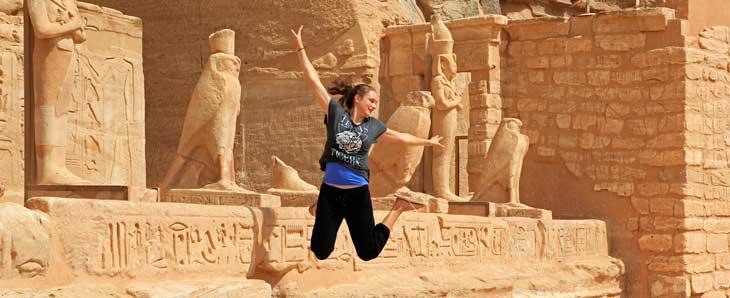 Abu Simbel/Foto Juan Coma