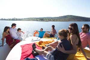 Día del Padre 2013: Amieira Marina lanza una promoción para San José en el portugués Lago Alqueva
