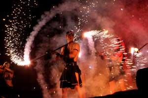 Arde Lucus, la gran fiesta romana de Lugo