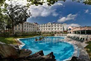Hotel Balneario Solares, en Cantabria