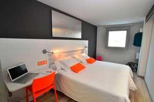 Hotel Bed4U, en Pamplona