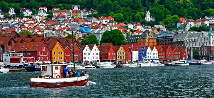 Muelle de Bryggen