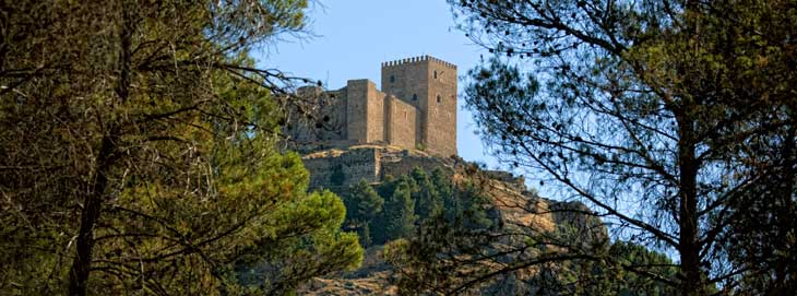 Castillo de Segura de la Sierra/Foto Promojaen