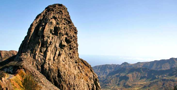 Vistas desde el Mirador Morro de Agando/Foto María Jesús Tomé