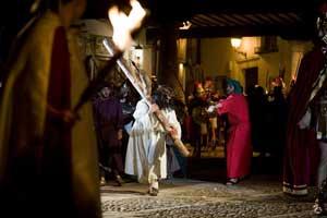 Semana Santa 2013: Chinchón crea la Ruta de la Pasión de Cristo