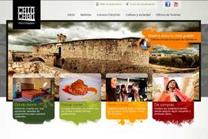 Chinchón lanza nueva web y aplicación para smartphones y tablets