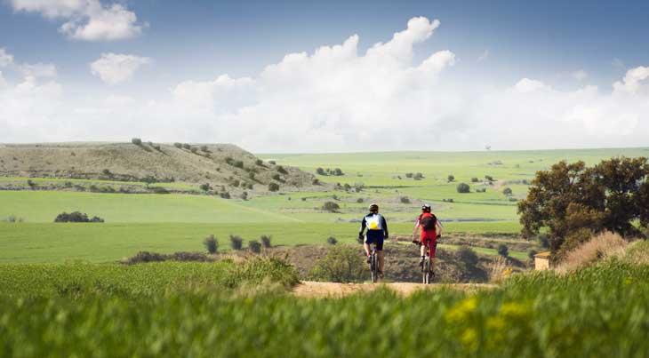 Ciclismo por Lleida. © Josep Maria Súria