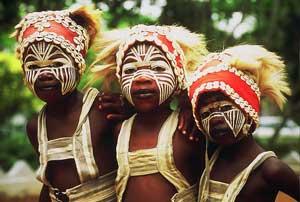 En Costa de Marfil viven más de 60 etnias