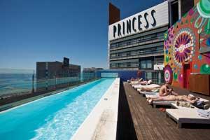 Desigual deja su huella en el Hotel Barcelona Princess