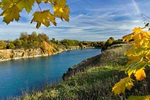 EcH2Ologia, la nueva propuesta de alojamiento de la Mayenne. Foto: Jean Yves Guyard