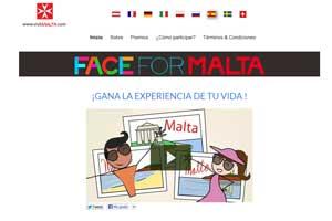 Concurso Face for Malta