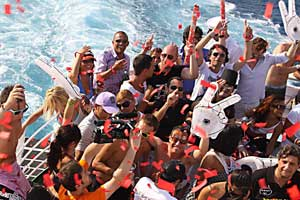 Mediterranean Weekend Festival: propuesta de Grimaldi Lines para pasar un fin de semana bailando