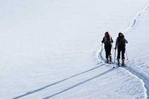 Esquí travesía en Grandvalira