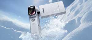 Sony lanza este verano la videocámara Handycam® sumergible HDR-GW66VE