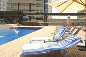 Hilton Diagonal Mar Barcelona comienza la temporada de verano