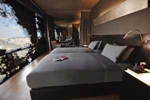 Renaissance Barcelona Fira Hotel, naturaleza y arquitectura todo en uno