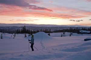 Esquí en Lillehammer © Visitnorway.com