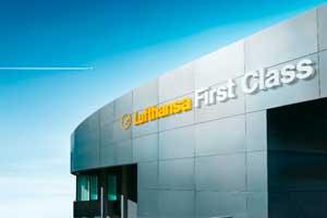 Lufthansa, premiada por sus lounges de First Class