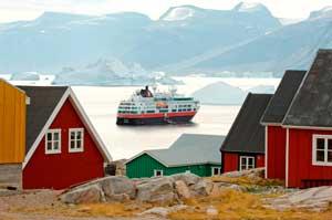 Verano 2013 en Groenlandia: paisajes y cultura de la mano de Hurtigruten