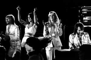 Suecia rinde un homenaje a ABBA y a la música pop