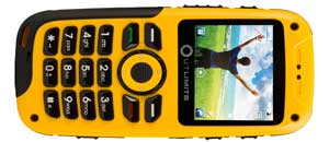 Naical Solaris, un teléfono móvil sumergible