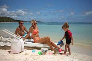Navidad en Isla Mauricio