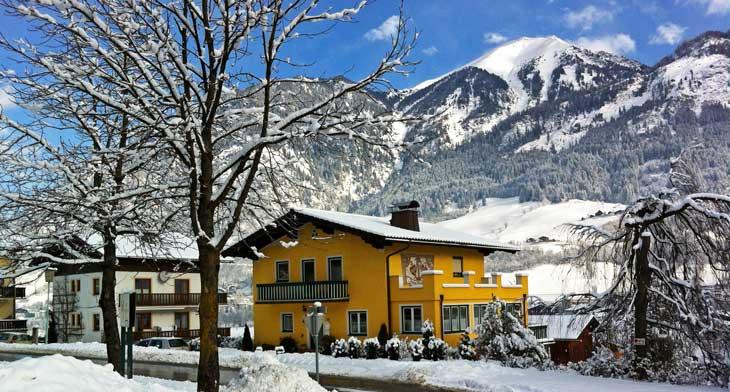 El valle de Gastein es uno de los más bellos de Austria