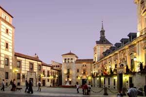 Plaza de la Villa © Madrid Visitors & Convention Bureau S.A