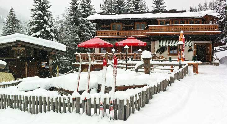 Refugio Gasteiner Skihauben