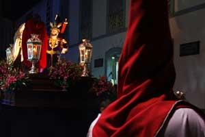 2013: procesiones y tapeo en La Laguna