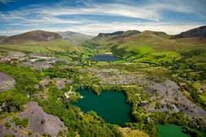 Visita al Parque Nacional Snowdonia de Gales
